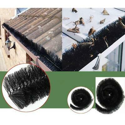 Gutter Guard Gutter Brush Leaf Guttering Drain Guard Block Prevention Leaf Guard