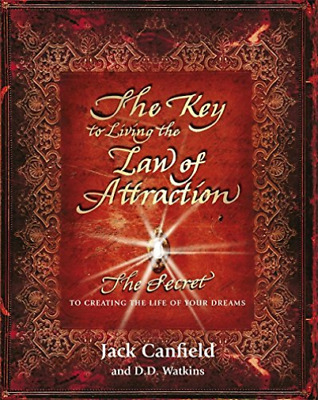 Key To Living The Law Of Attraction (UK IMPORT) BOOK NEW