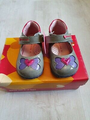 Girls Infants Agatha Ruiz De Lad Prad Shoes Bnib Size Uk 4