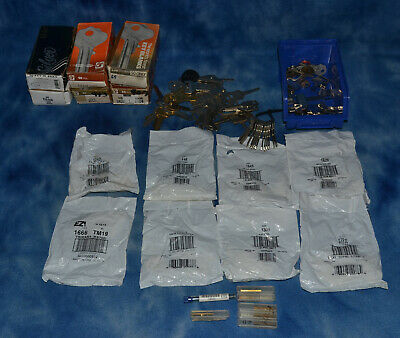 Lot of Key Blanks From a local locksmith liquidation uncut