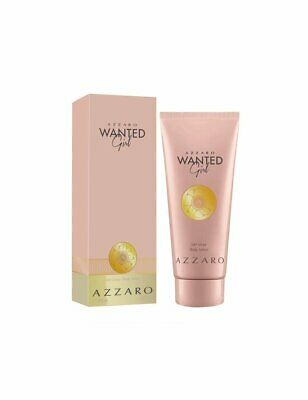 2 x AZZARO WANTED GIRL - BODY LOTION (200 ml) + SHOWER MILK (200 ml) - new 2019