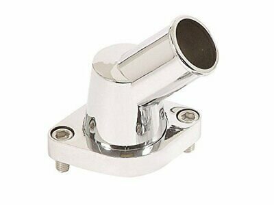 Mr. Gasket 9141G Chrome O-Ring Style Water Neck