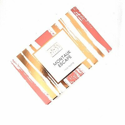 Laura Geller Montauk Escape Face Palette BNIB 100% Authentic