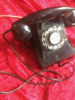 WOW! Bell System Western Electric 302 F1 Telephone - works!  NR