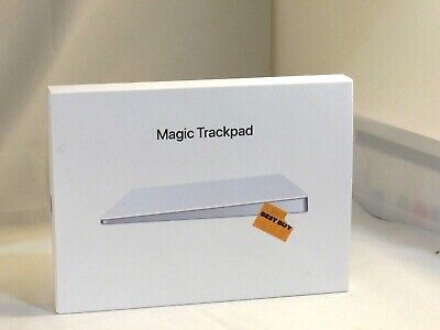 GENUINE Apple Magic Trackpad 2 Silver Rechargeable (MJ2R2LL/A) OPEN BOX