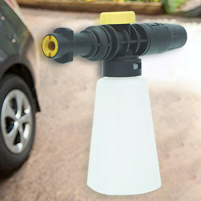 Snow Foam Lance 250ML High Pressure Washer Bottle Soap For Karcher K2-K7 Funny