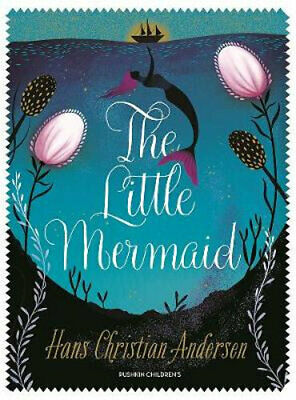NEW The Little Mermaid By Hans Christian Andersen Paperback Free Shipping