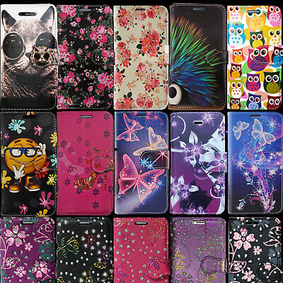 *Pu Leather Wallet Book Protect Slots Fone Case Cover For Samsung Galaxy A3 2017