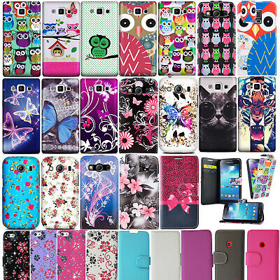 *For Samsung Galaxy A7 2017 Pu Leather Wallet Book Card Slots Secure Fone Cover