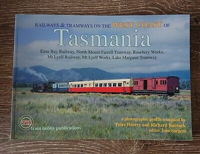 Railways & Tramways of the West Coast of Tasmania and WCWR Abt  System Booklet