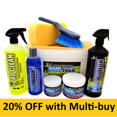 Pro-Clean | Race Pack | Off-Road | Race Essentials | Valeting Kit