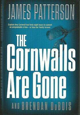 James Patterson The Cornwalls Are Gone