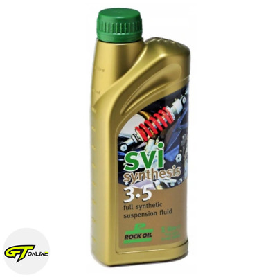 Rock Oil SVI Synthesis 3.5W Fully Synthetic Suspension Fluid | 1 Litre