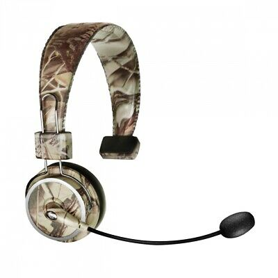 Blue Tiger Elite Premium Bluetooth Headset - Camo