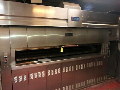 Cutler Revolving Bread Oven 48 Pan *** Sale Must Be By End Of Year !!!