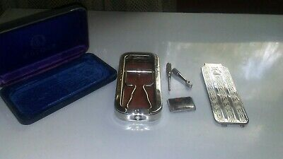 Antique Vintage Rolls Razor Made In England  Good Quality (with case)