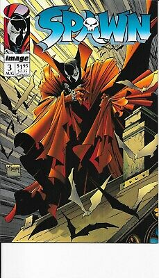 Spawn #3 (August 1992 Image)