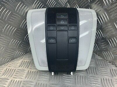 Mercedes W204 Front Roof Interior Map Reading Light Black A2048205901