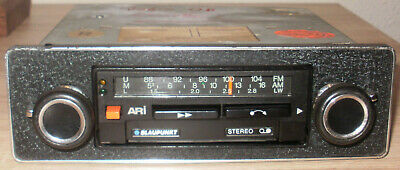 BLAUPUNKT ESSEN Stereo CR Super Arimat Youngtimer Autoradio
