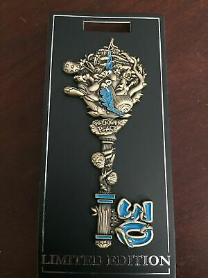 2019 Disney D23 Expo WDI MOG Splash Mountain 30th Anniversary Key Pin LE 300