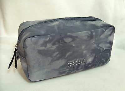 BARNEYS NEW YORK Dopp Kit Toiletry Shaving Travel Pouch Bag Tie Dye Brand New!
