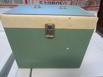 Singer 221k Featherweight case only with manual and screwdriver no machine