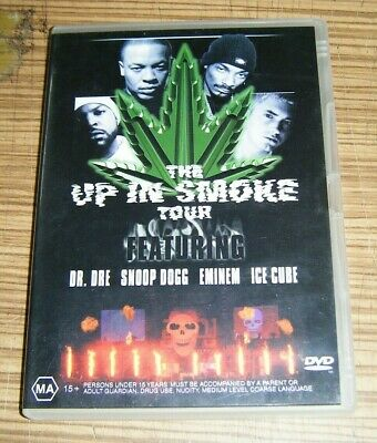 Pre-Owned DVD - The Up In Smoke Tour [B7]