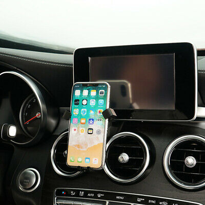 Car Air Vent  Mount Cradle Phone Holder Stand for Benz GLC Class 2016-2018