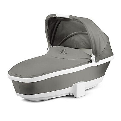 Quinny Moodd Foldable Carrycot - Grey Gravel