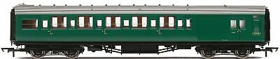 Hornby R4838 Coach - BR Maunsell Corridor Six Compartment Brake Second