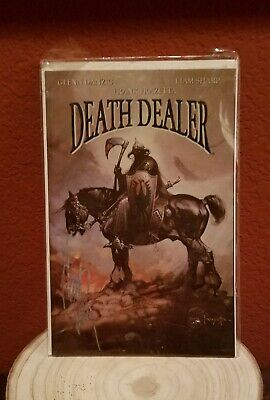 DEATH DEALER #3 Signed by GLENN DANZIG - EXCELLENT PROTECTED CONDITION