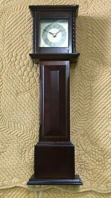Vintage Bombay Company Replica Grandfather Clock