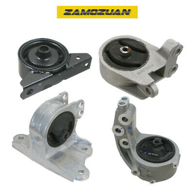 Engine /& Transmission Mount Set of 4 Kit for Sebring Stratus Eclipse Galant 3.0L