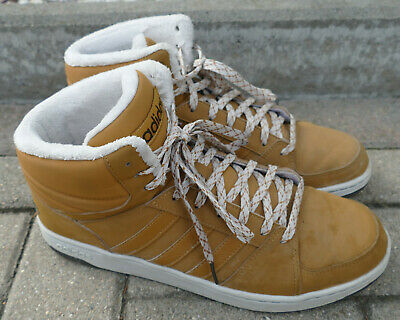 reasonable price coupon codes newest collection ADIDAS NEO HERREN Mid Cut HOOPS,beige-braun,Schuhe, Boots ...