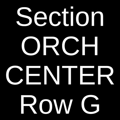 2 Tickets Brian Setzer Orchestra 12/21/19 Microsoft Theater Los Angeles, CA