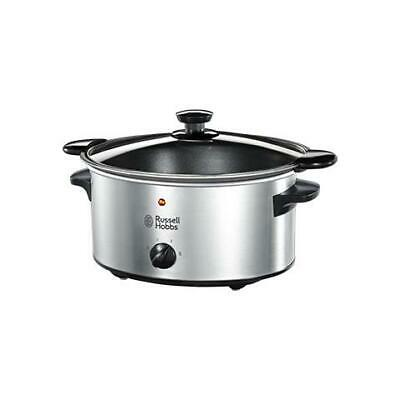✔️293906 - Russell Hobbs 22740-56 Slow Cooker Home Fornello elettrico lento, 3 r