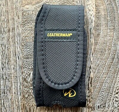 New, Retired, Leatherman Nylon Sheath for Super Tool 300, Surge, Free P4, Signal