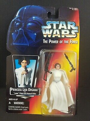 Star Wars Princess Leia Organa (PotF) Action Figure by Kenner 1995 NEW!!