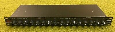 dbx 166XL (2 of 2 units) Compressor / Limiter / Gate dynamic Processor.