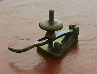 Rare Antique Watchmakers Follower Plug Tool For Verge Watches With Fusee. Watch