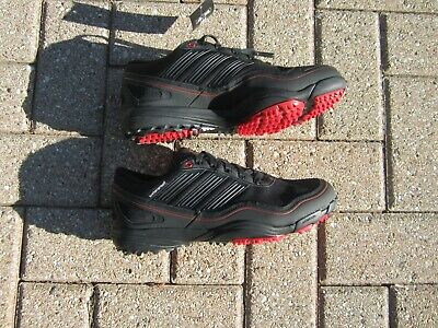 Adidas Men's Golf Shoe Puremotion #671949 Size 8.5M US - Red/Black NEW IN BOX