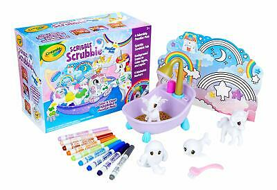 Crayola Scribble Scrubbie Peculiar Pets, Gift for Kids, Ages 3, 4, 5, 6