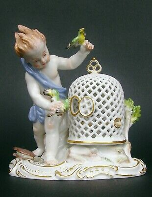 "Meissen Figure  A 12 ""The Astrologers"". Mid to late 19th Century."