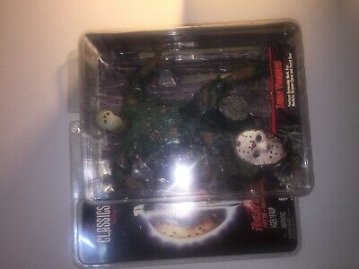 Friday the 13th neca cult classics jason voorhees figure