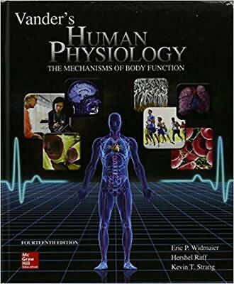 Vander's Human Physiology: The Mechanisms of Body Function (14th Edition) [P-DF]