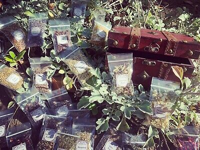10 Herb/Resin Kit PAGAN, SPELLS, WICCA, WITCHCRAFT YOU CHOOSE SHIPS FREE