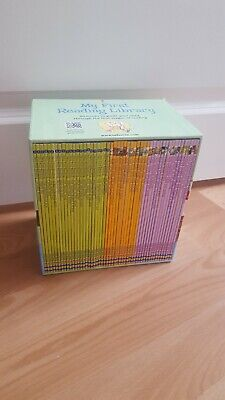 Usborne My First Reading Library - Learn to Read at home 50 Book Set RRP £199.50