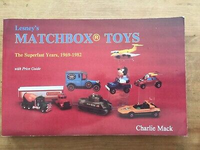 "Charlie Mack ""The Superfast Years, 1969-1982"" Lesney Matchbox"