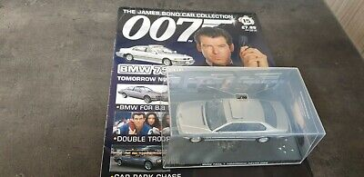 The James Bond Collection No 15 - BMW 750iL - Tomorrow Never Dies