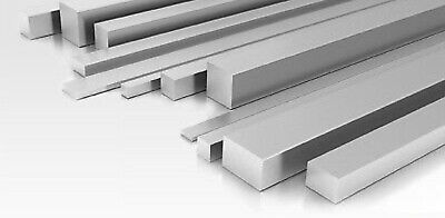Aluminium , Flat bar , 6082 T6 , imperial sizes